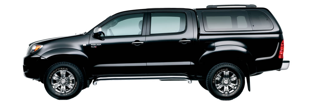 Can I Convert fixed side canopy windows to open?  sc 1 st  4WD Action & Can I Convert fixed side canopy windows to open? - Australian 4WD ...