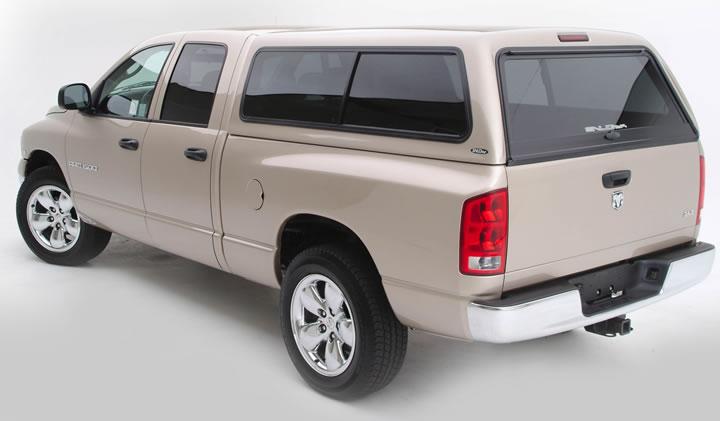 Dodge Ram Cab Hi Canopy