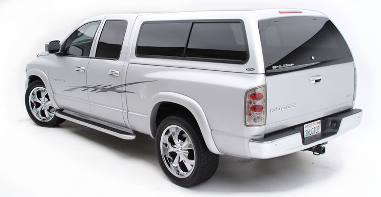Dodge Ram Canopy Xtra Vision