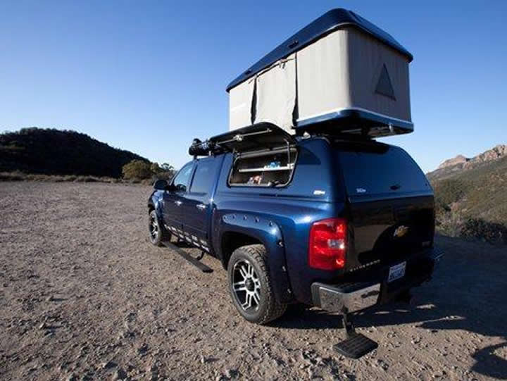 Chevy Silverado Canopy Snugpro