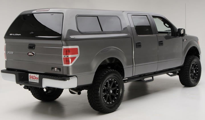 Ford F150 Canopies Snugtop