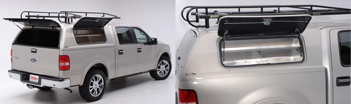 Snugpro F150 Canopy