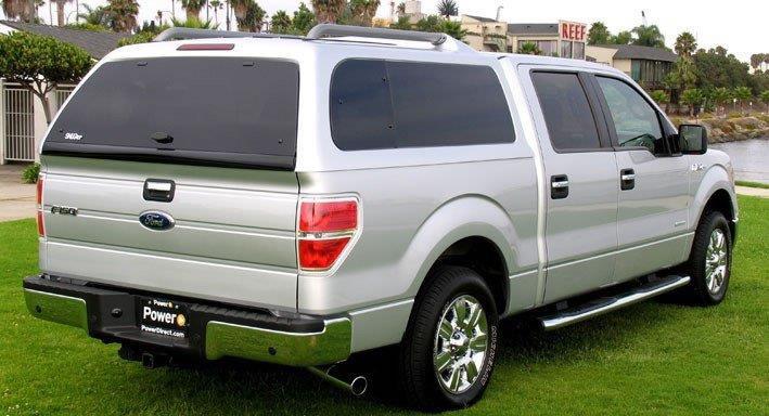 Ford F150 XTR canopy XTR1