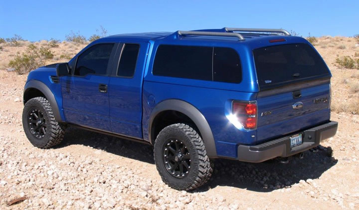 Ford F150 XTR canopy
