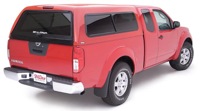Nissan D40 Extra Cab Snugtop