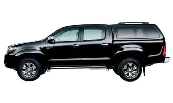 Toyota Hilux Canopy  sc 1 st  SnugTop & Toyota Hilux Canopy u2013 Supersport | SnugTop